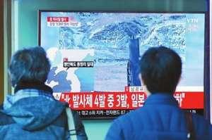 """朝鲜导弹掉落日本 当地渔民如""""头顶悬剑""""表示非常愤怒"""