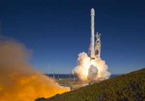 """猎鹰9下周发射 将把""""龙""""货运飞船送往国际空间站"""